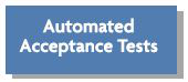 Automated acceptance tests