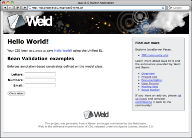 welt screen shot