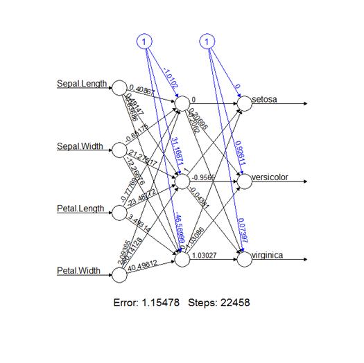 Neural plot
