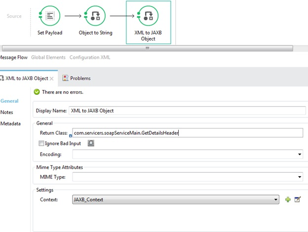 Multipart WSDL With Mule ESB - DZone Integration