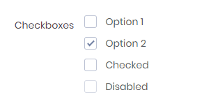 JSF Checkbox Styled Using HTML and CSS - DZone Web Dev