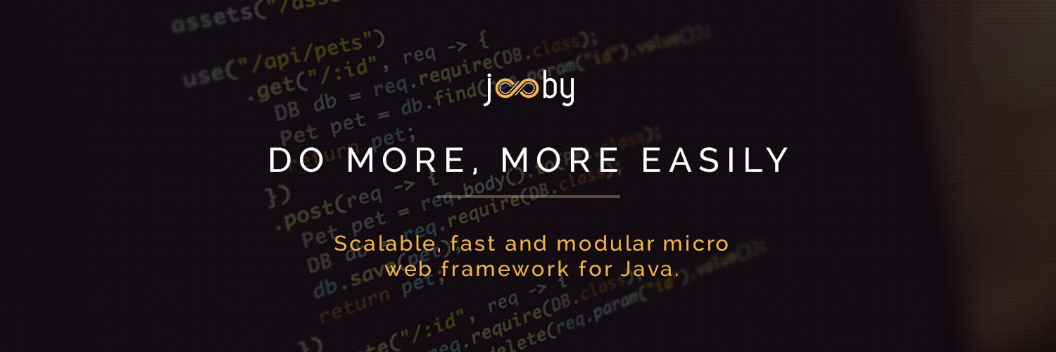 Introduction to the Jooby Framework - DZone Java