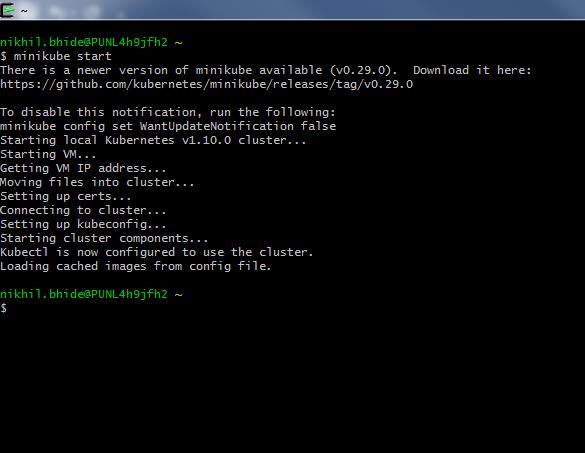 Setting Up Kubernetes (K8s) on Windows - DZone Cloud