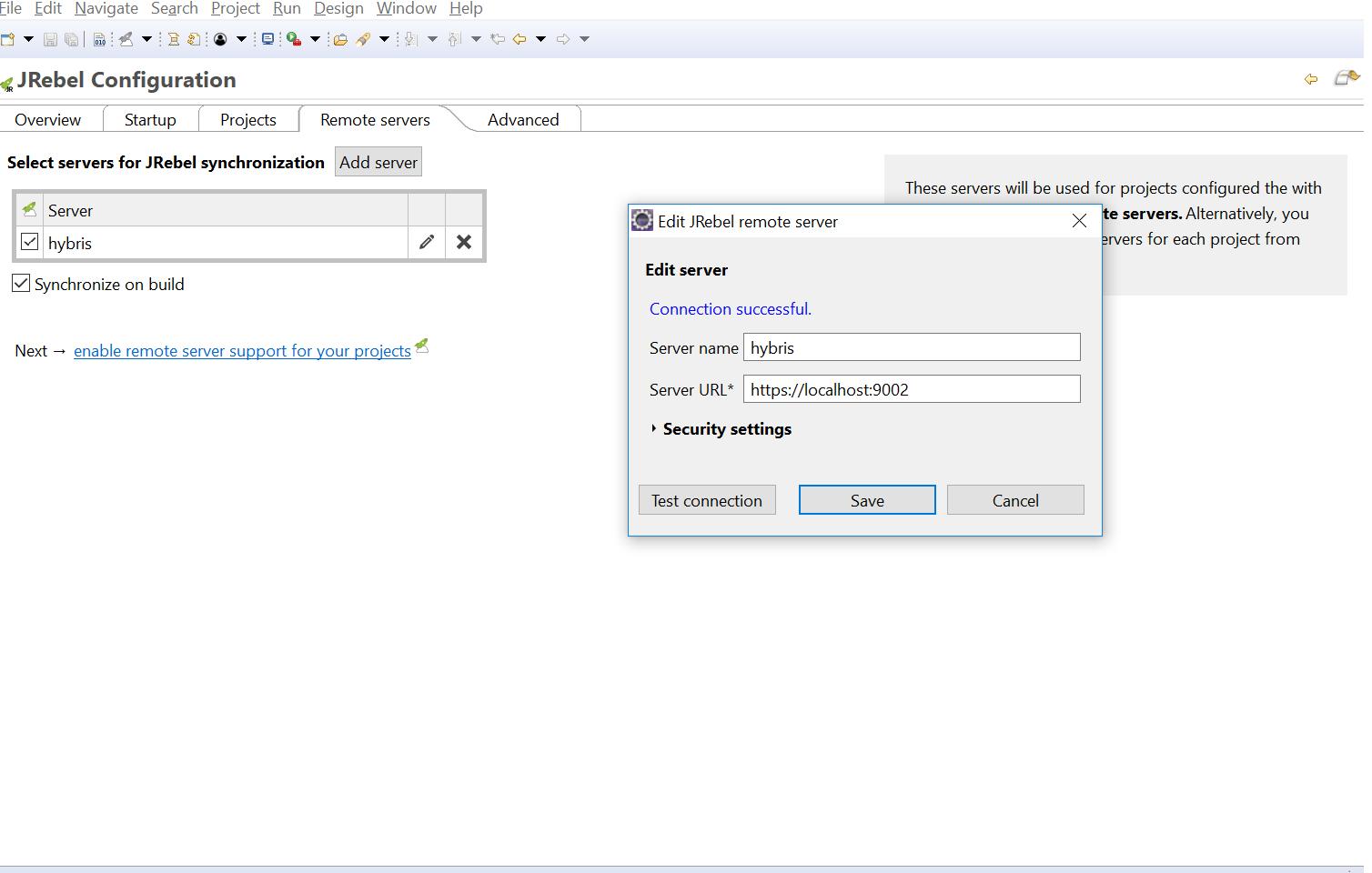 Hybris With Docker for Development in Windows Machine - DZone Cloud