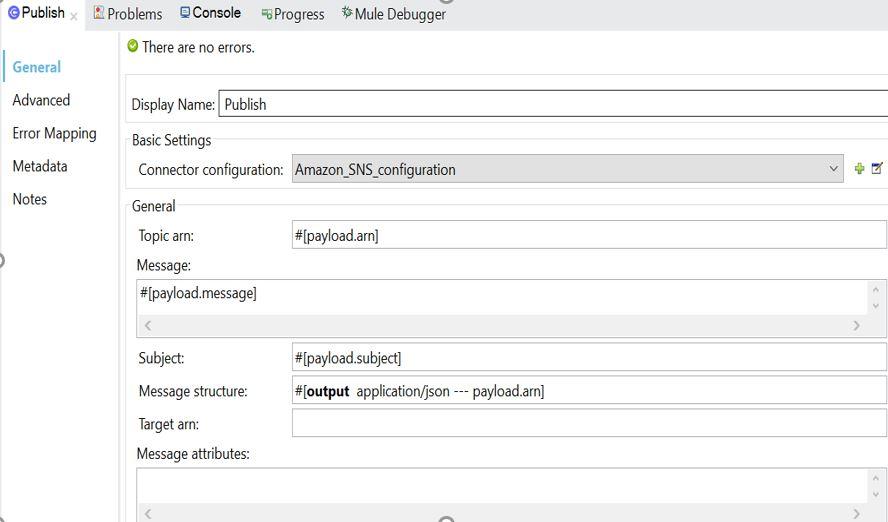 Amazon Simple Notification Service - DZone Integration