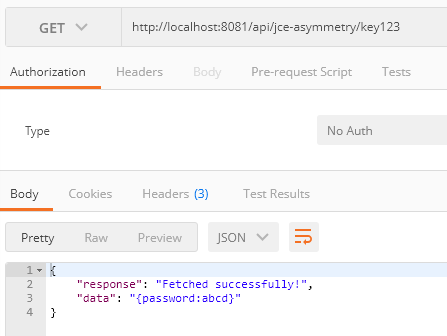 Asymmetric JCE Cryptography API Using RSA Algorithm in Mule 4