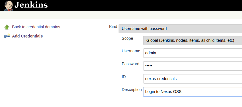 Jenkins: Publish Maven Artifacts to Nexus OSS Using Pipelines or