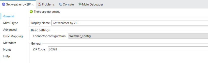 Mulesoft Custom Connector Using Mule SDK for Mule 4 - DZone Integration