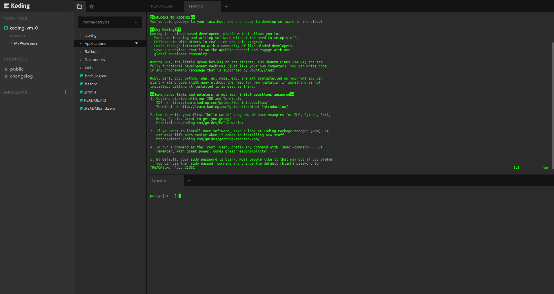 19 Useful Cloud-based Web Development Tools - DZone Cloud