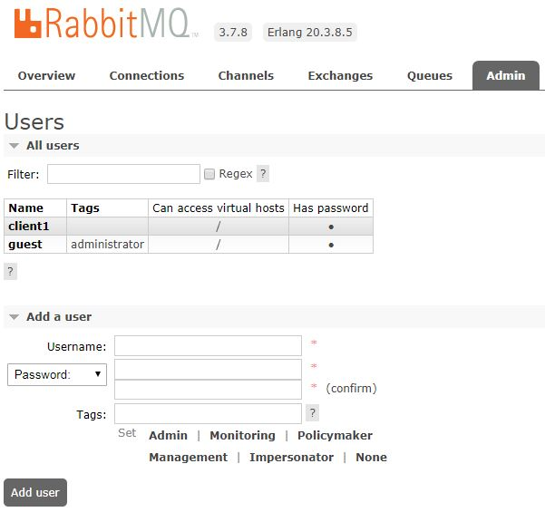 MQTT Client Load Balancing With RabbitMQ and Spring Cloud - DZone IoT