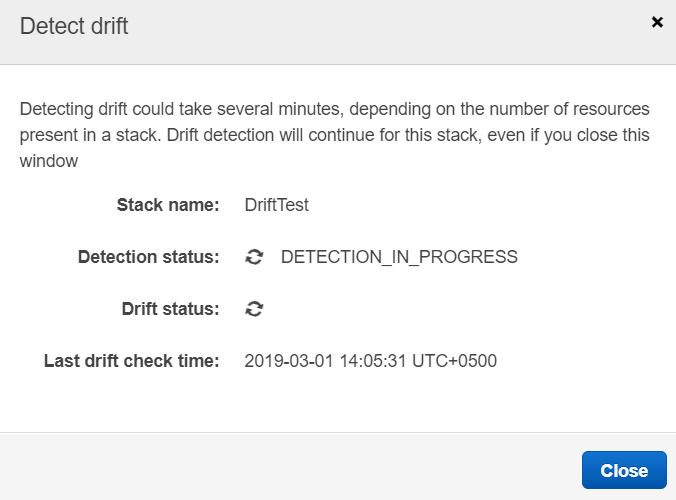 Introduction to AWS CloudFormation Drift Detection - DZone Cloud