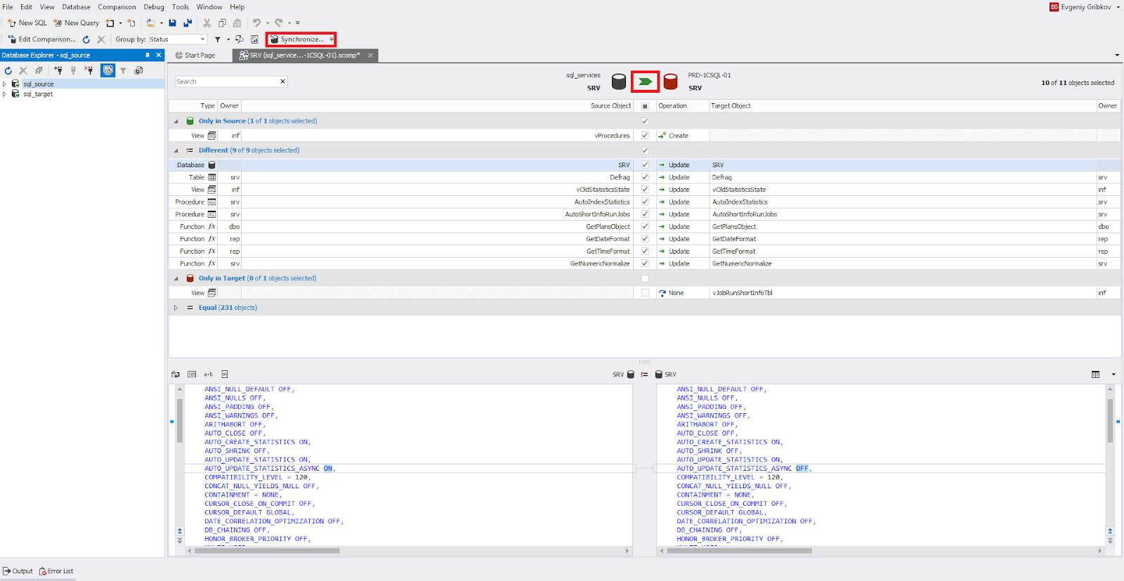 Synchronizing MS SQL Server Databases - DZone Database
