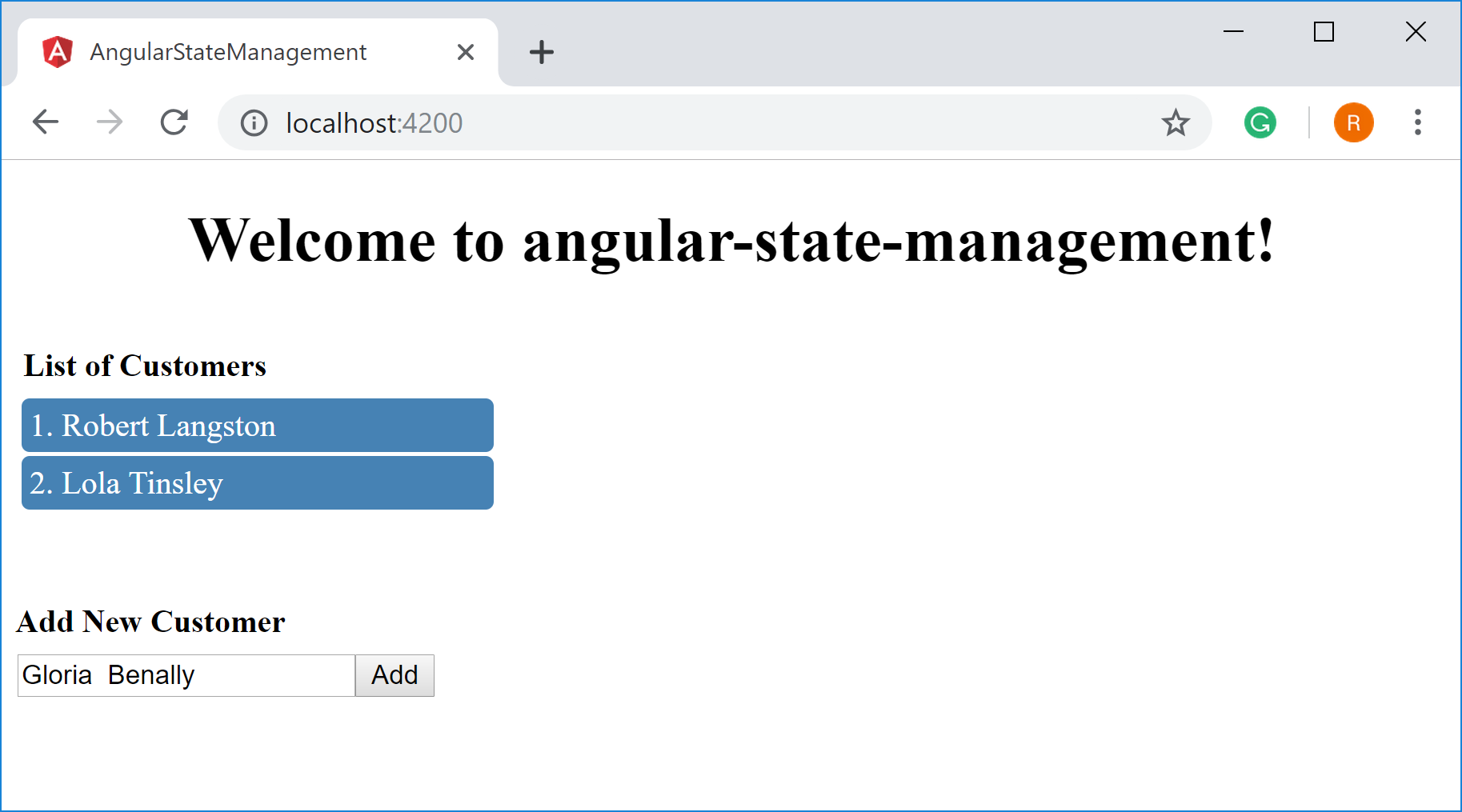 Angular Tutorial: State Management With NgRx - DZone Web Dev