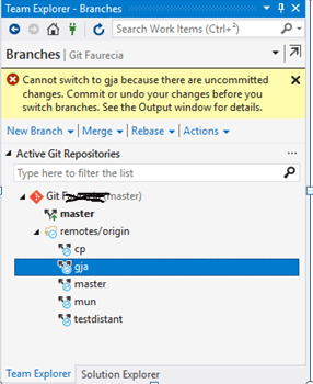 Git Operations With Visual Studio - DZone Open Source