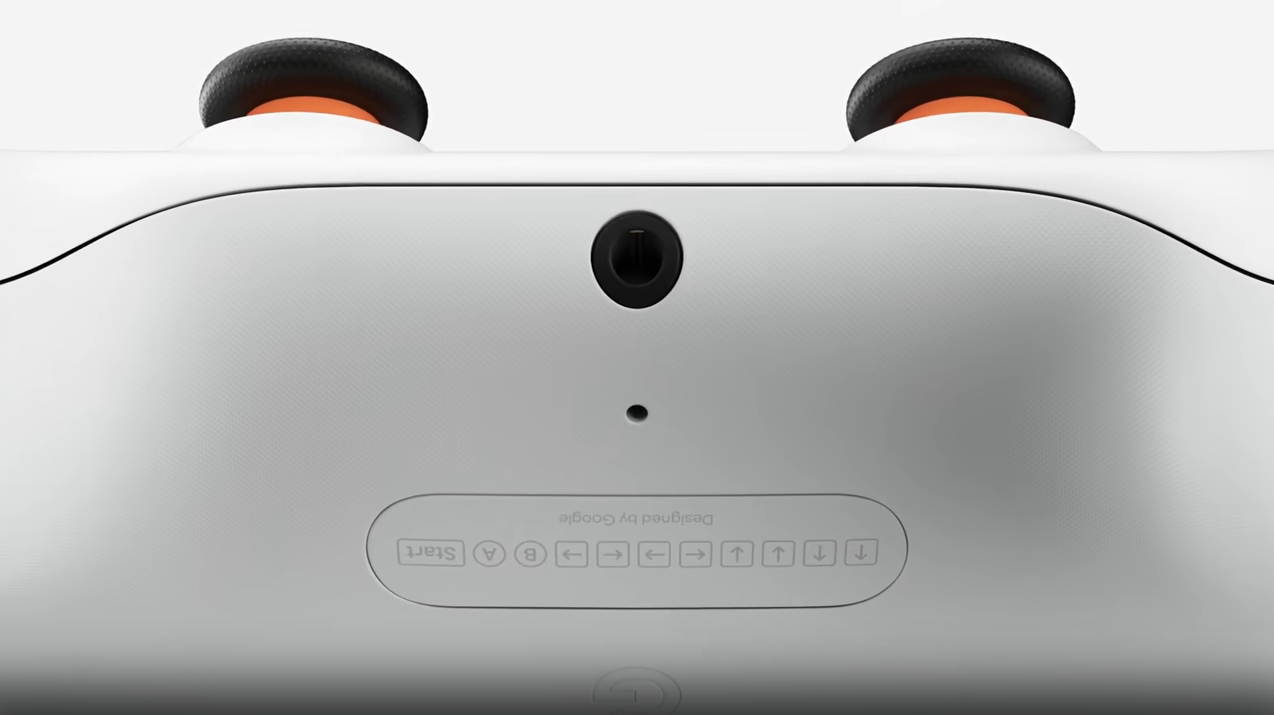 The Stadia Controller