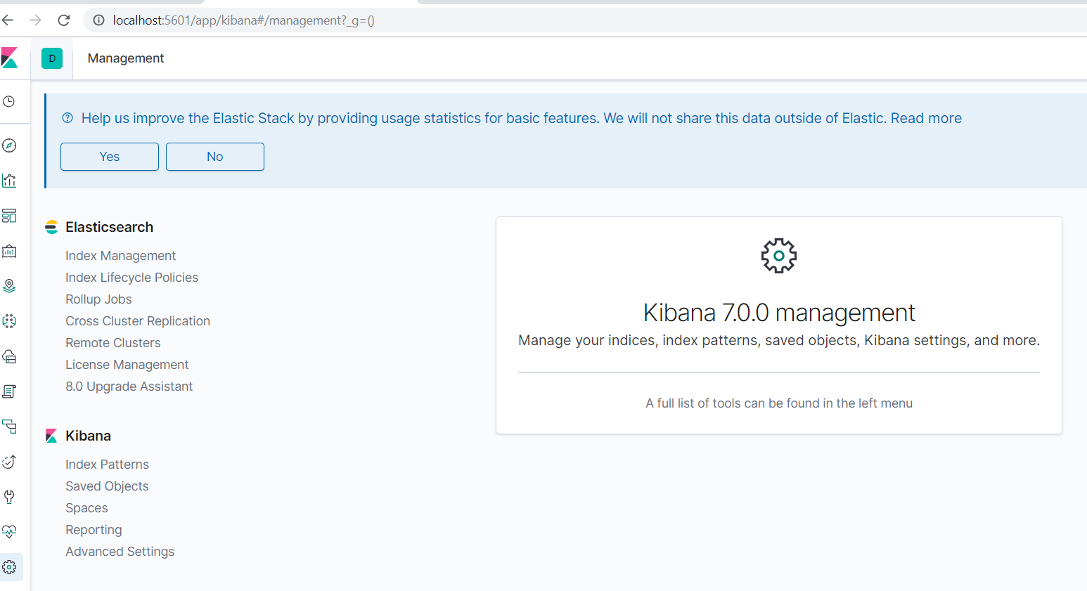 Logging Using Log4Net and gelf4net to ELK running on Docker via Udp