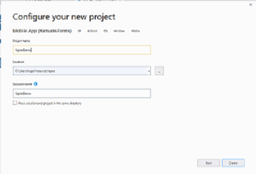Register and Login Using SQLite in Xamarin Forms - DZone Database