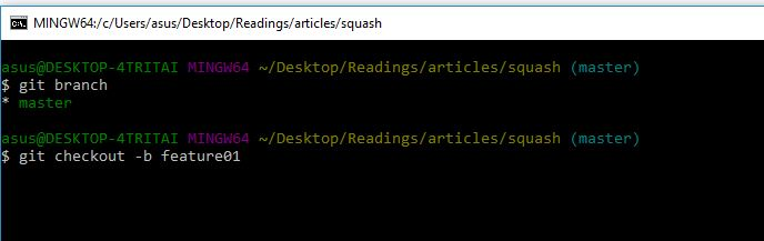 How to git squash in 6 Steps - DZone Open Source