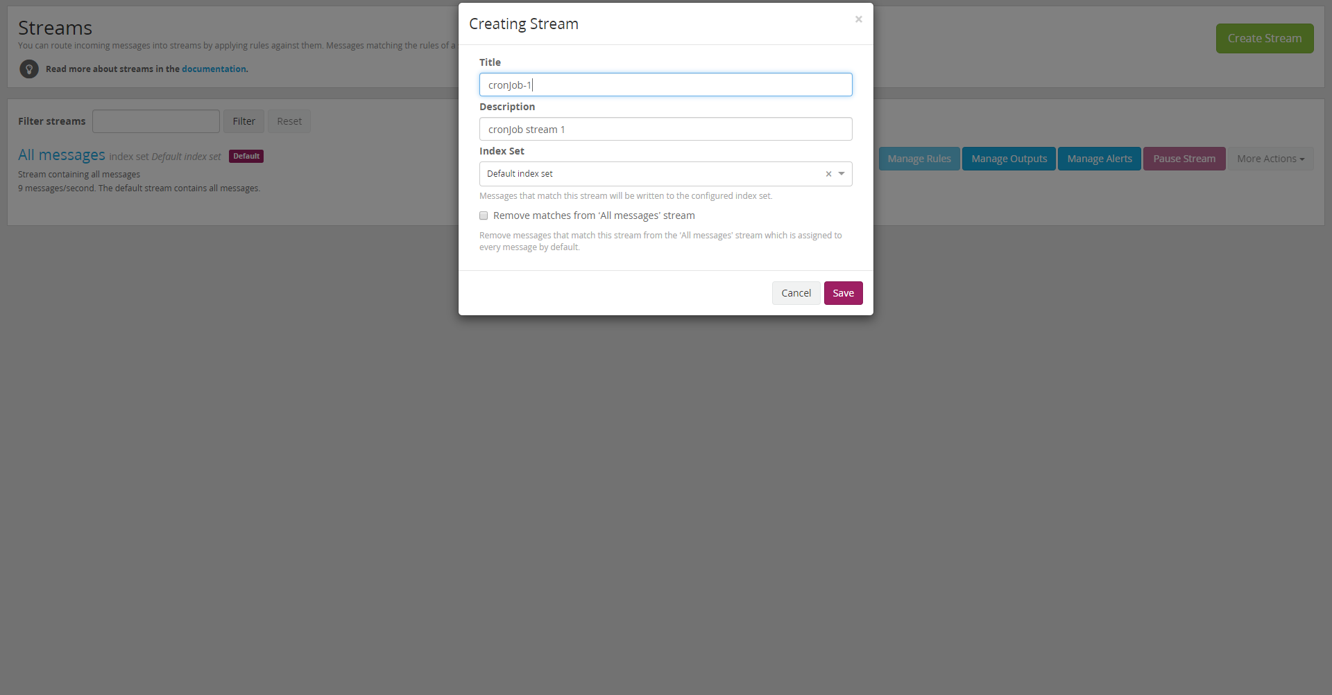 Graylog With Kubernetes in GKE - DZone Cloud