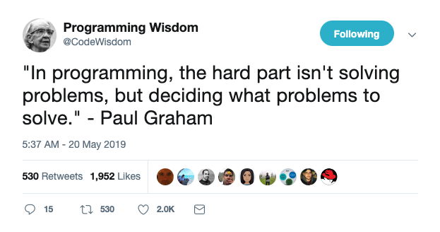 Paul Graham Quote