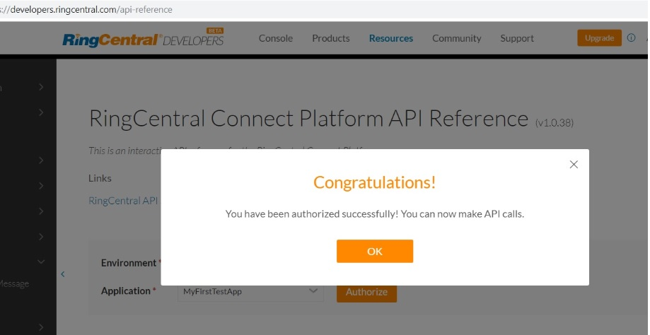 Getting Started With RingCentral APIs - DZone Integration