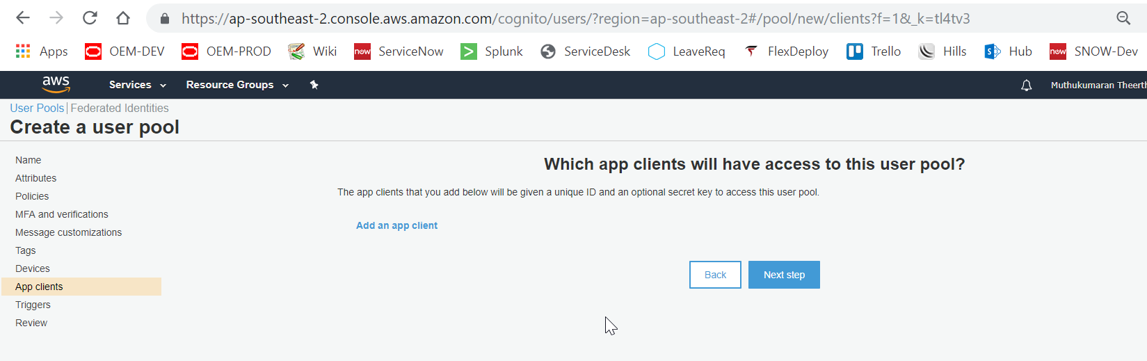 Integrate Anypoint With AWS Cognito - DZone Integration