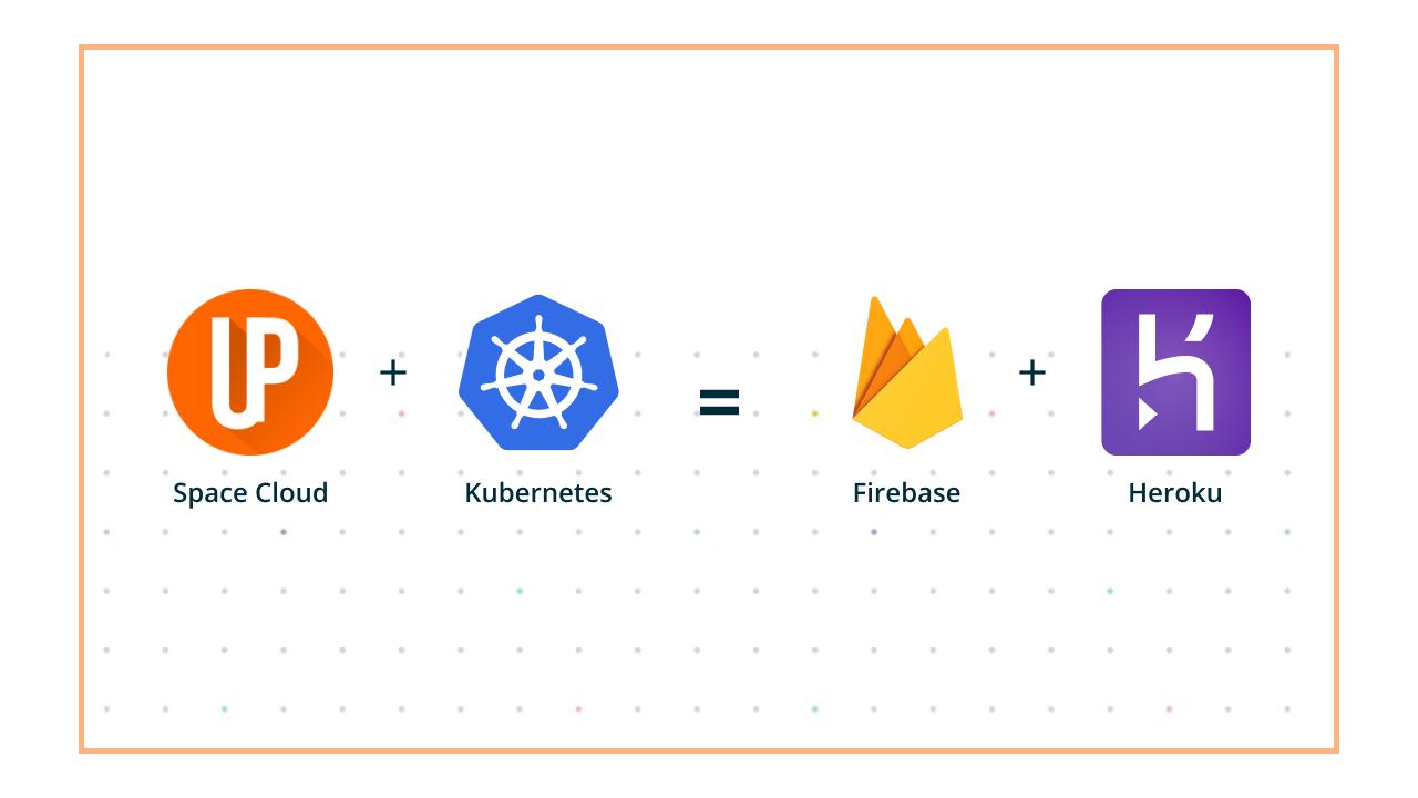 Build Your Own Google Firebase + Heroku on Kubernetes