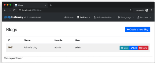 Building a Microservice Chassis With Spring Boot and Spring Cloud