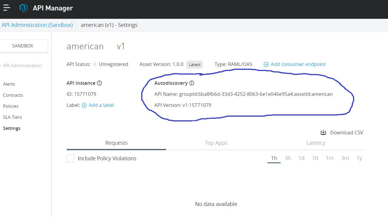 API Autodiscovery in Mule3 - DZone Integration