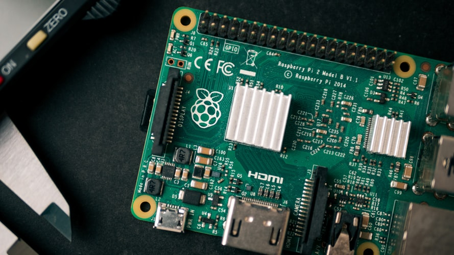 Image of Raspberry pi