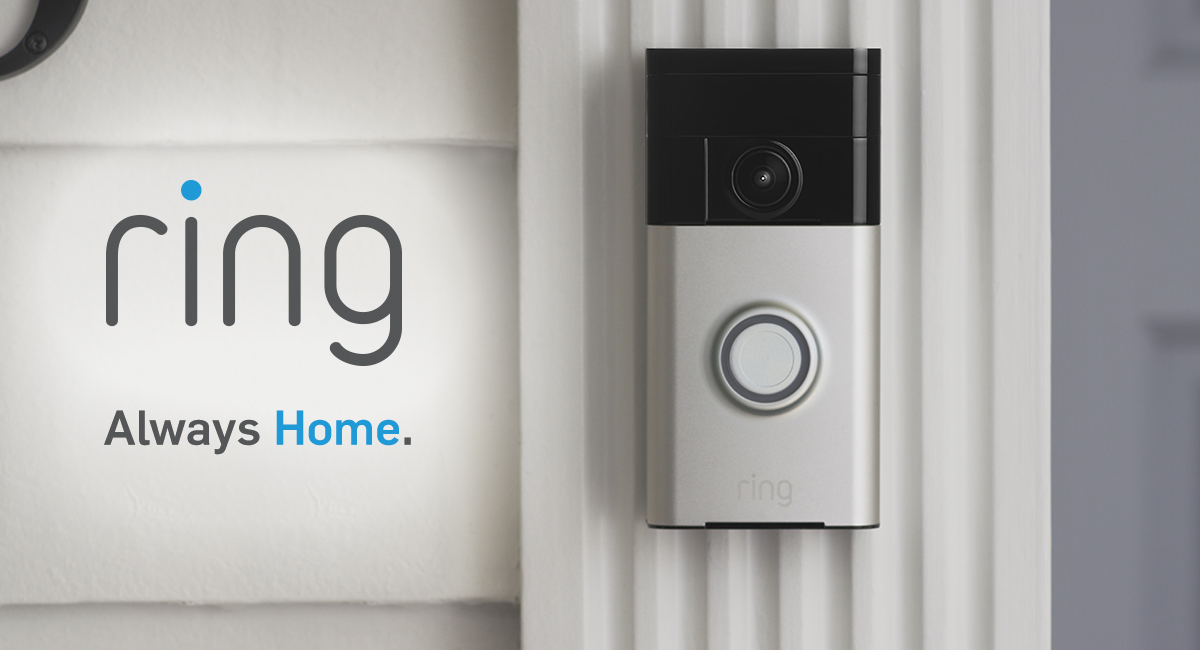 Ring home security