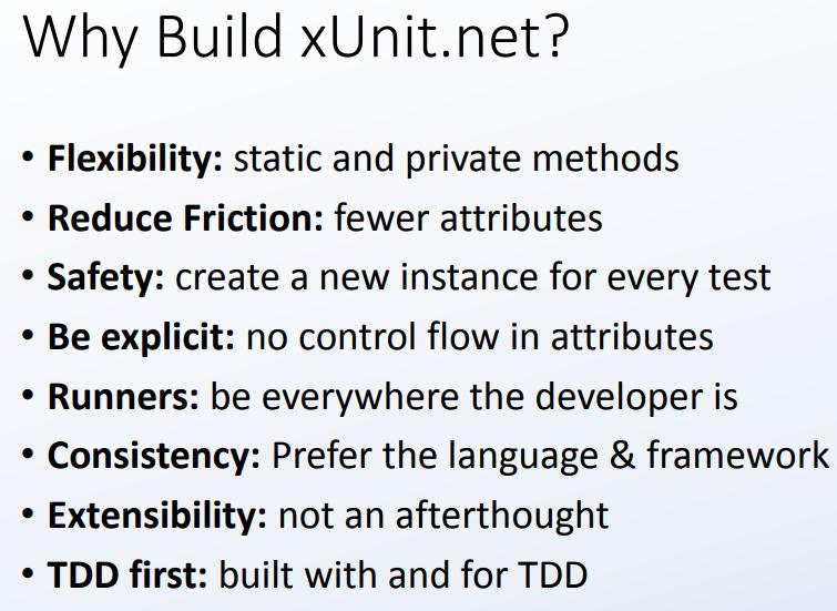 xUnit.net