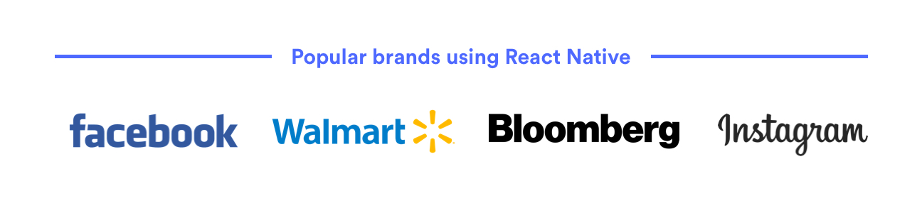 react native brands