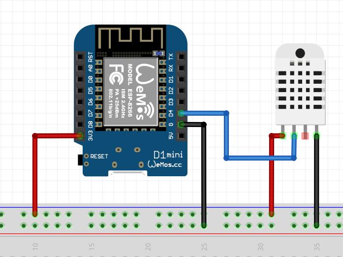 Arduino sensor architecture