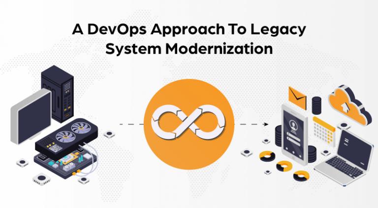 a devops approach to legacy system modernization image
