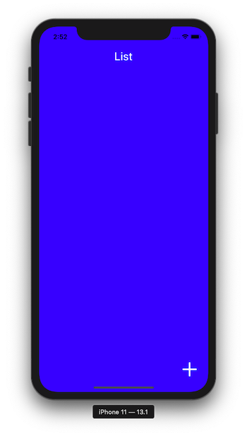 Header display