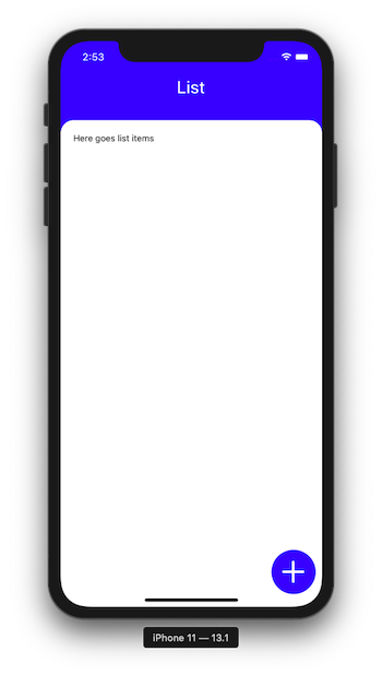 Listview added