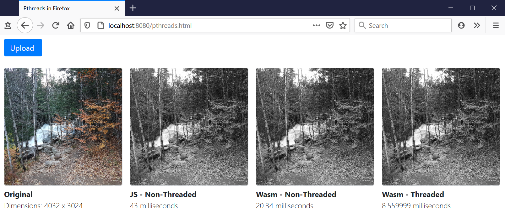 image customization performance