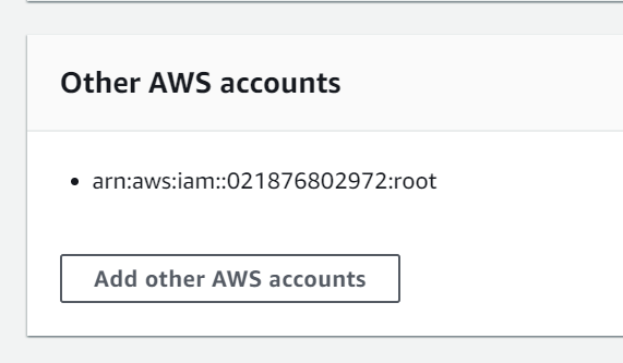 Other AWS accounts