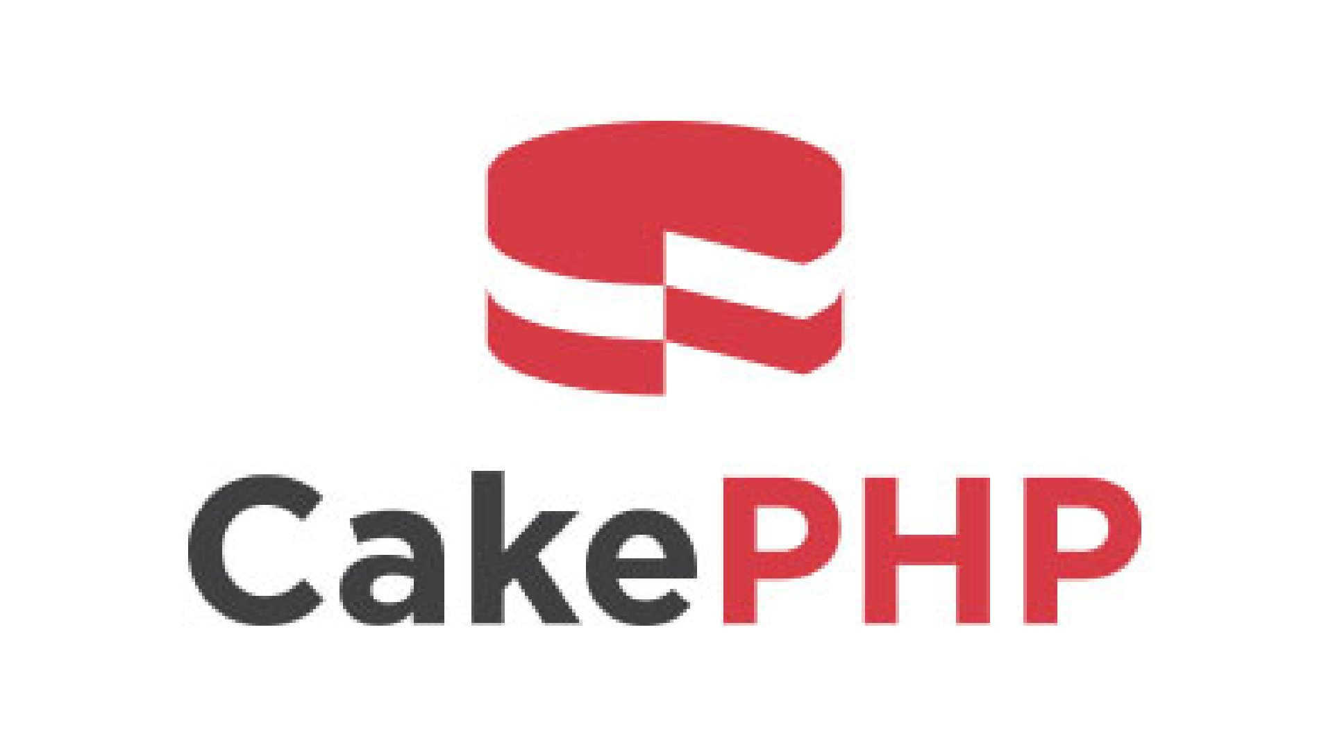 CakePHP logo.