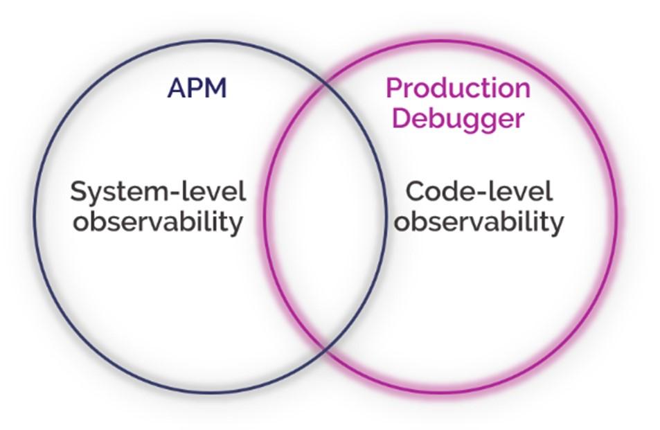 APM vs. Production Debugger