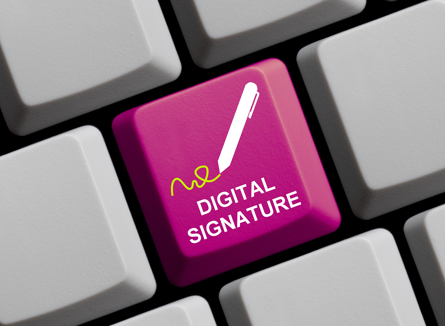 Image result for Introduction to digital signature