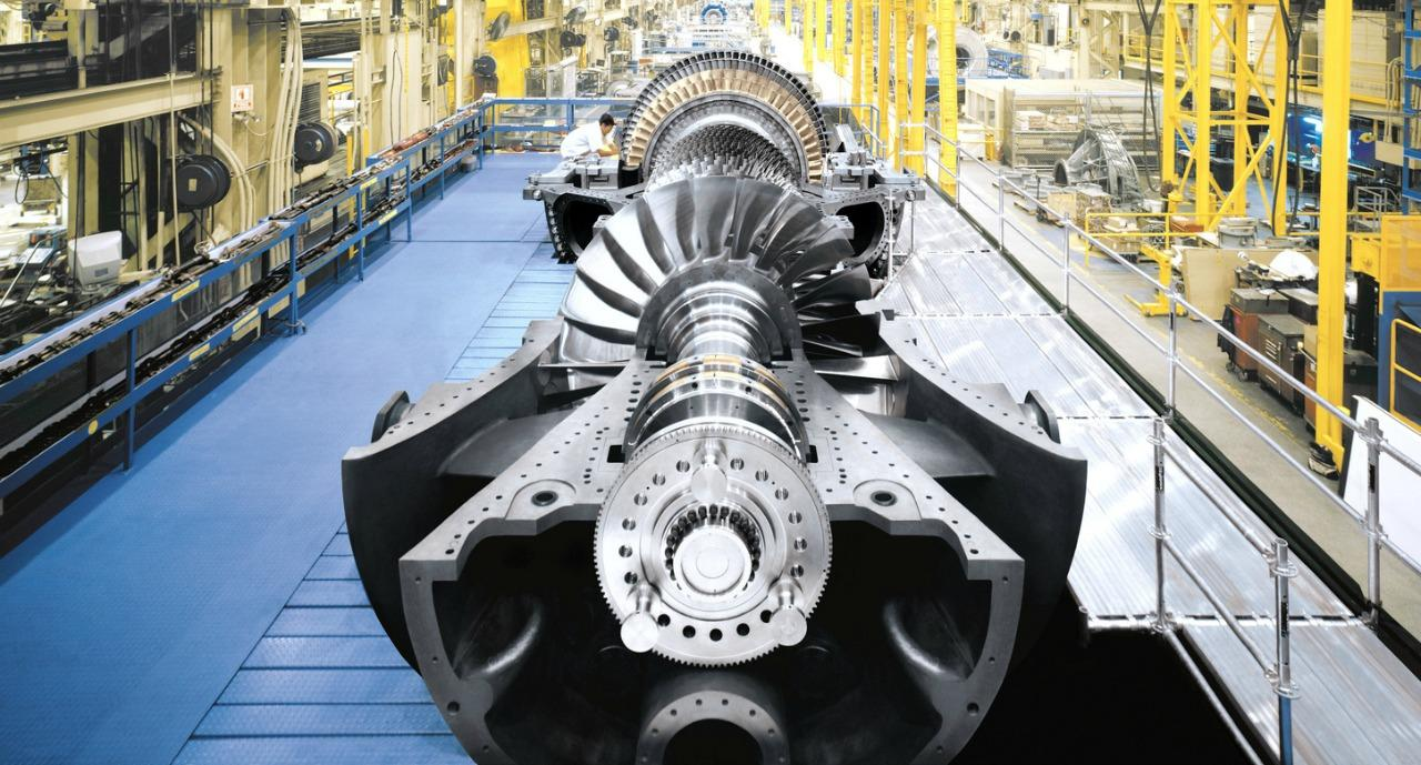 the market for gas turbine electrical