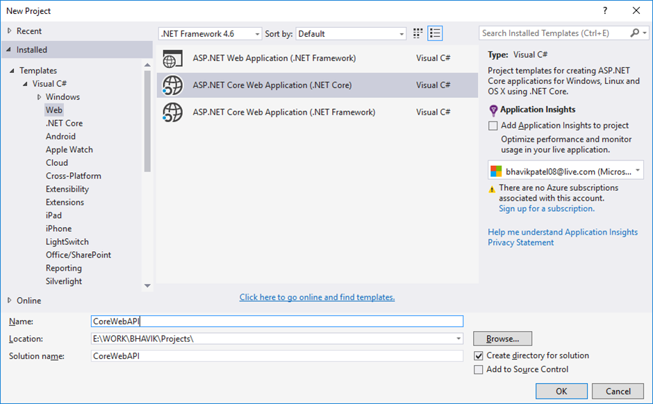 Quick Start Guide to Create a RESTful Web API in ASP NET