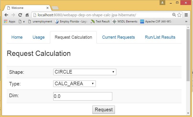 Finally! A Web App (Part 3) - DZone Java