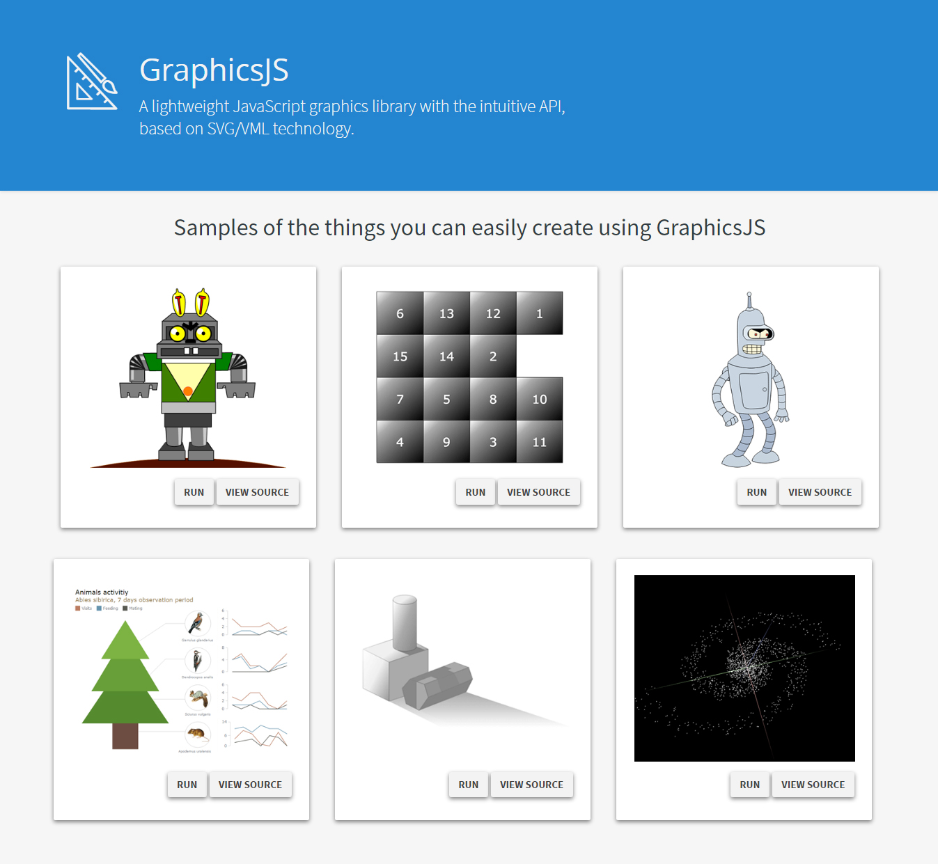 Introduction To Graphicsjs Powerful Free Open Source
