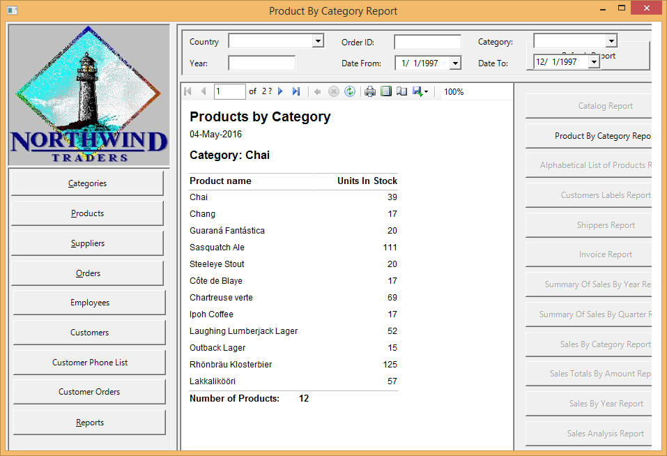 Migrating a NorthWind Database to a NoSQL Database - DZone