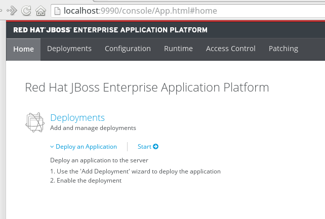 Getting Started With JBoss Enterprise Application Platform 7 - DZone