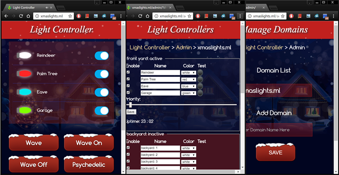 An Arduino ESP8266 Light Controller (In Time for the