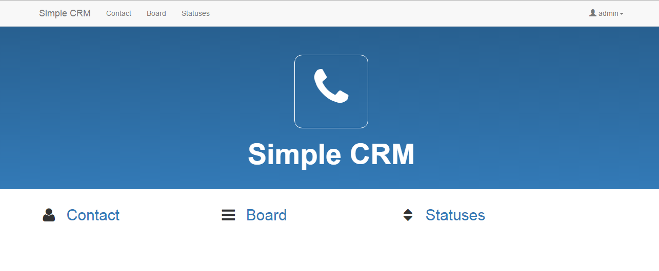 Creating a Simple CRM with REST API in 10 Minutes - DZone